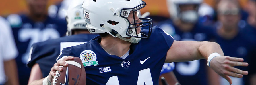 Penn State vs Ohio State 2019 College Football Week 13 Odds & Pick.