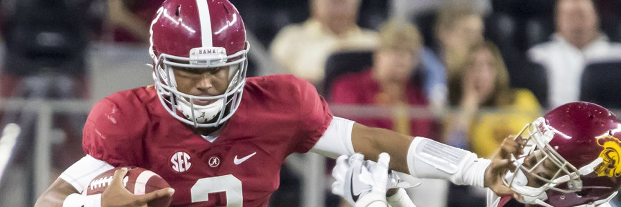 Are the Alabama Crimson Tide a safe bet this 2017 College Football season?