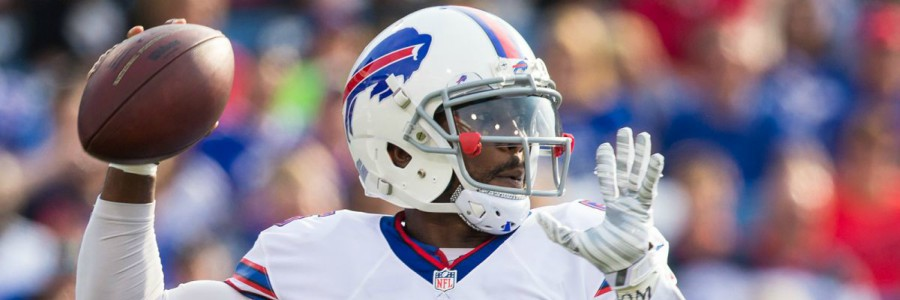 NFL Week 8 Odds & Pick for Oakland at Buffalo.