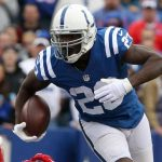 Colts RB Frank Gore