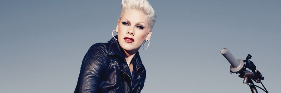 Pink is in charge of the National Anthem at Super Bowl LII.