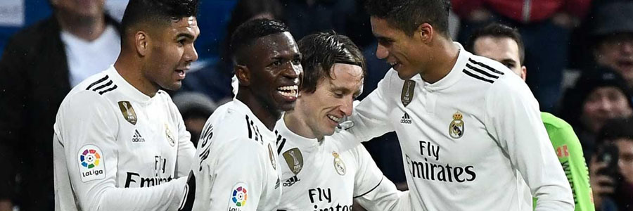 Real Madrid vs Arsenal 2019 International Champions Cup Odds & Pick.