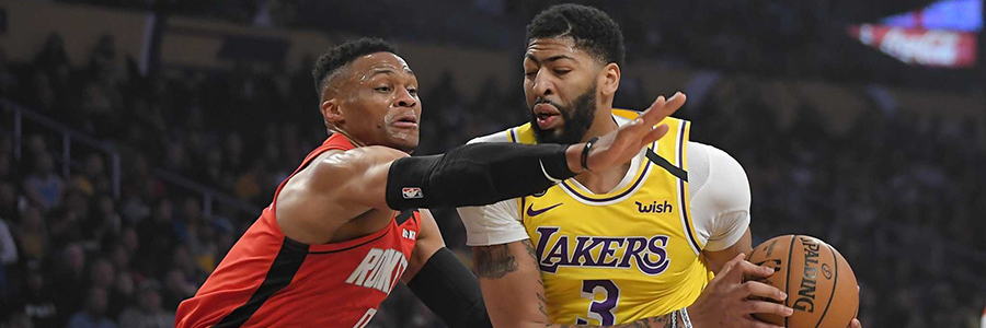 Rockets vs Lakers 2020 NBA Game Preview & Betting Odds