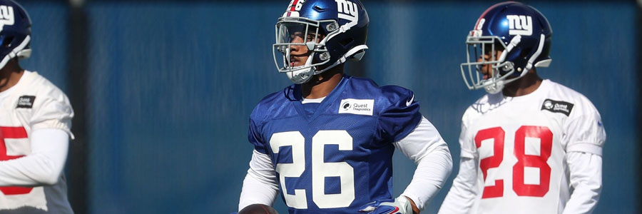 Giants vs 49ers NFL Week 10 Odds & Pick for Monday Night.