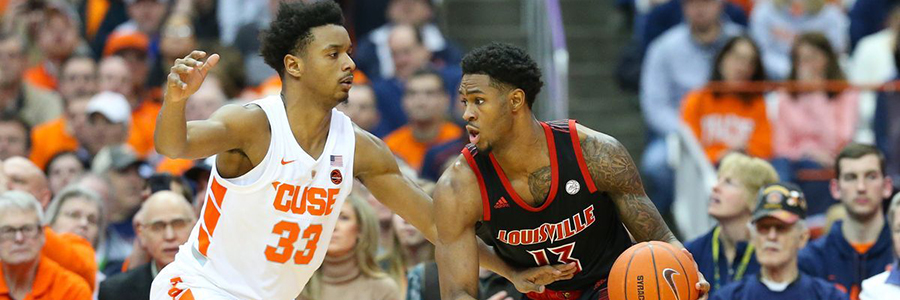 Syracuse vs Louisville2020 College Basketball Betting Lines & Game Preview