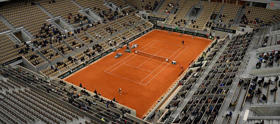 Tennis Betting: ATP 2021 French Open Odds Update