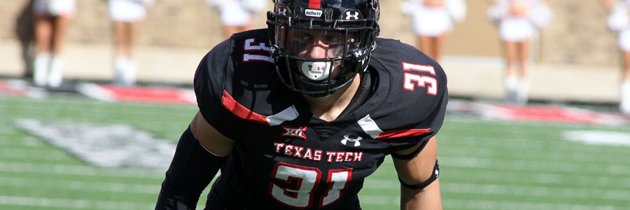 Texas Tech comes in as the Birmingham Bowl underdog.
