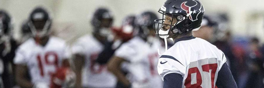 Titans vs Texans is scheduled for Monday Night.