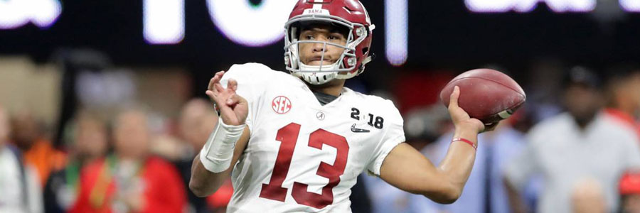 Complete Betting Guide for College Football Week 1.
