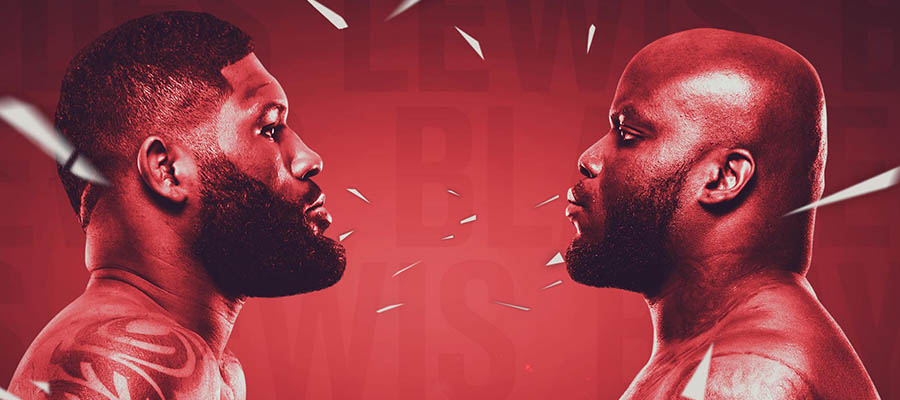 UFC Fight Night: Blaydes vs LewisBetting Preview