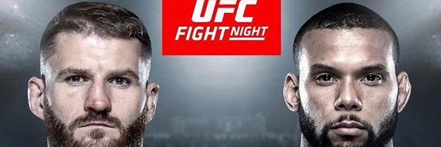 UFC Fight Night 145 Odds, Preview & Picks.