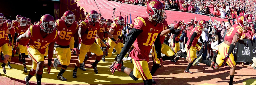 USC should be one of your College Football Bowl Picks for this week.