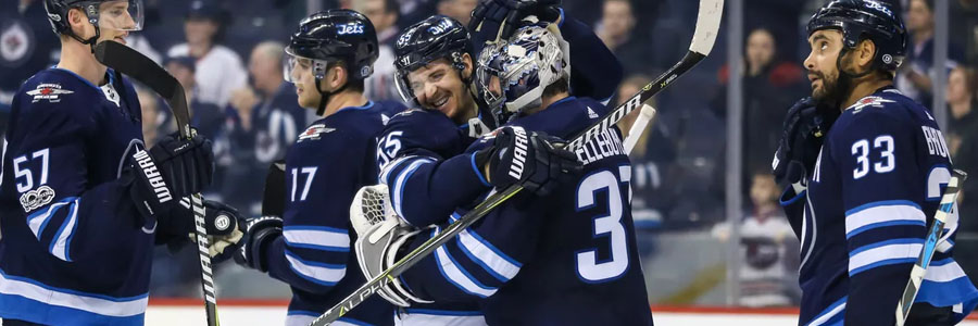 The Jets should be one of your NHL Picks of the Week.