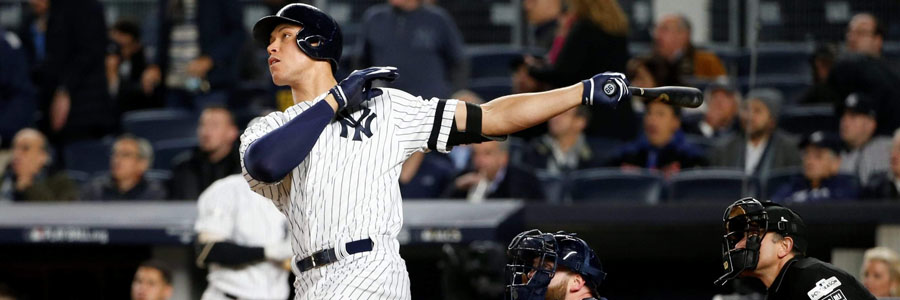 The Yankees are one of the 2018 MLB Postseason Betting favorites.