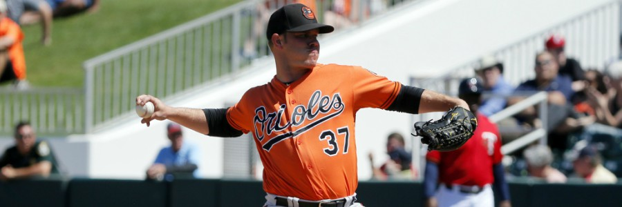 The Orioles are the underdogs in the MLB odds against the Blue Jays.