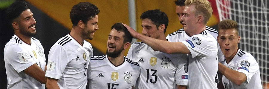 Germany vs Cameroon 2017 Confederations Cup Soccer Odds & Preview
