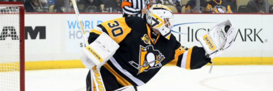 The Pittsburgh Penguins are favorites in the odds to win the 2018 Stanley Cup.