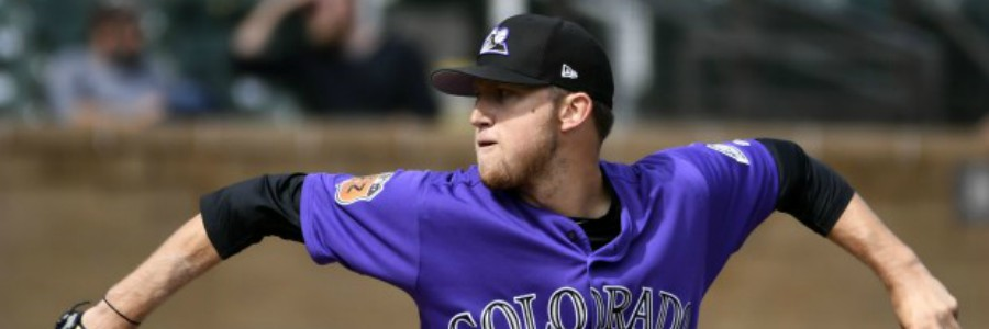 The Rockies head into Saturday's matchup as MLB betting favorite against the Cubs.