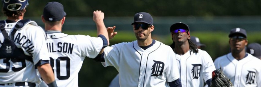 The Tigers are the MLB odds favorite heading into Thursday's game.