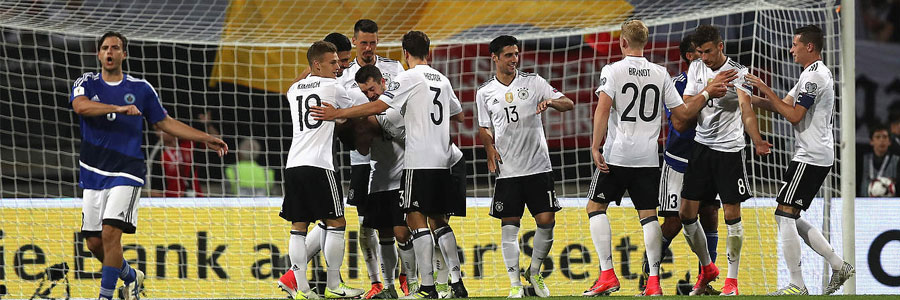 Germany is one of the favorites in the soccer odds to win the 2017 Confederations Cup.