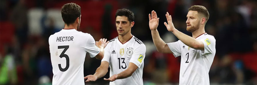 Germany vs Mexico 2017 Confederations Cup Semifinal Soccer Odds