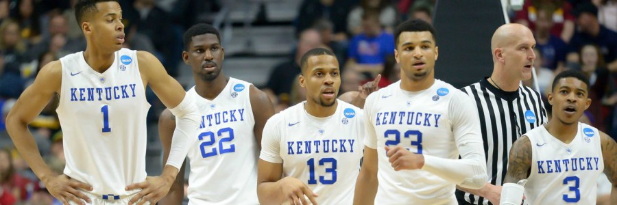 According to the College Basketball Betting Odds for the 2019 Season, Kentucky is one of the favorites to win it all.