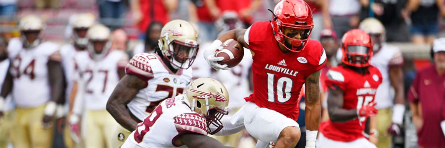 Is Louisville a safe bet in College Football Week 2?