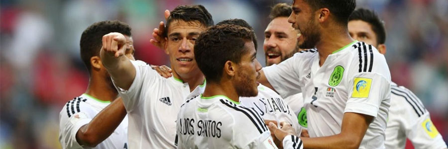 Mexico vs Russia 2017 Confederations Cup Soccer Odds & Betting Pick