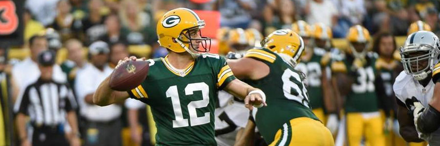 The Packers are underdogs against the Cowboys in NFL Week 5.
