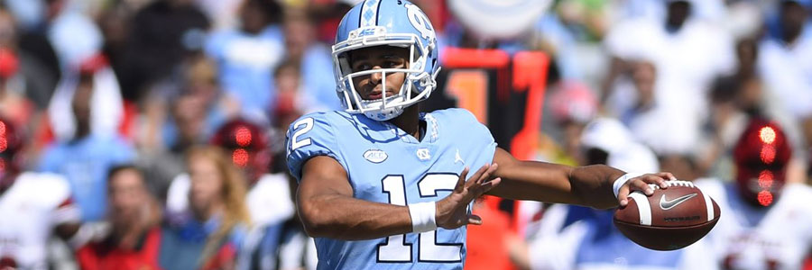 Are the Tar Heels a safe NCAAF betting pick in Week 4?
