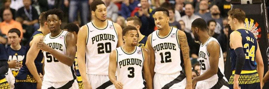 Purdue at Penn State Betting Odds, Pick & TV Info