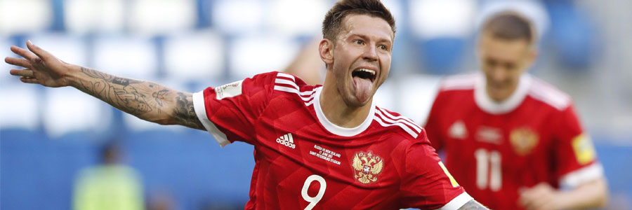 Russia vs Portugal 2017 Confederations Cup Preview & Soccer Odds