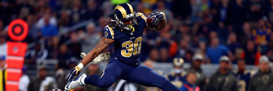 Todd Gurley and the NFC Team should come in as the 2018 Pro Bowl Betting favorites.