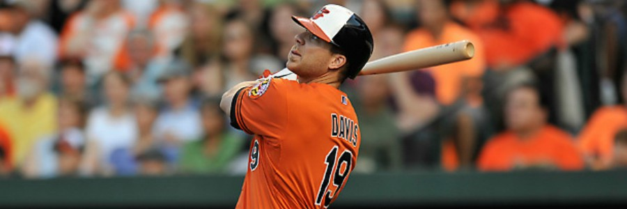 The Orioles are underdogs in the MLB odds against the Rays.