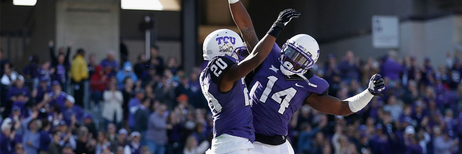 TCU is one of the NCAA Football favorites to win the Big 12 in 2018.