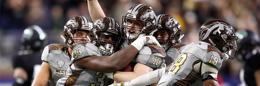 Is Western Michigan a safe bet in the NCAAF odds